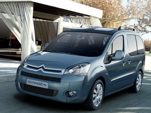 Berlingo Multispace 2008 3/4 avant