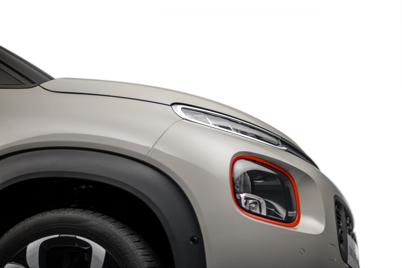 SUV Compact C3 Aircross - perfil frontal